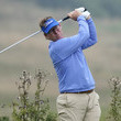 Carl Suneson Scottish Senior Open Hosted By Paul Lawrie - Day One