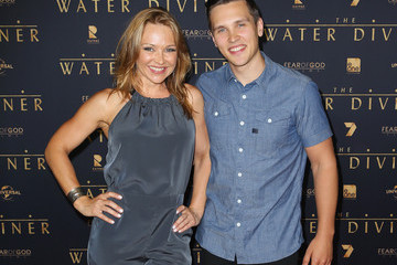 Carla Bonner 'The Water Diviner' Premieres in Melbourne