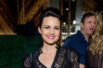 Carla Gugino 'Rise' New York Premiere - After Party