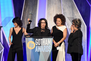Carla Gugino IFP's 27th Annual Gotham Independent Film Awards - Show