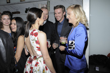 Carla Gugino Malin Akerman 2016 Tribeca Film Festival After Party for the Ticket Sponsored by AKA Hotel Residences at Hotel Americano - 4/16/16