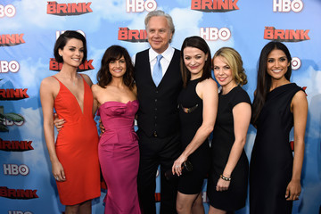 Carla Gugino Premiere of HBO's 'The Brink' - Red Carpet
