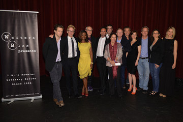 Carla Gugino Writers Bloc Presents a Tribute to Elmore Leonard