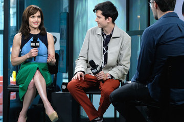 Carla Gugino Build Series Presents Asa Butterfield, Carla Gugino and Britt Robertson Discussing 'The Space Between Us'