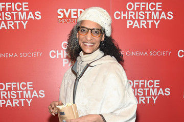 Carla Hall Screening of 'Office Christmas Party'