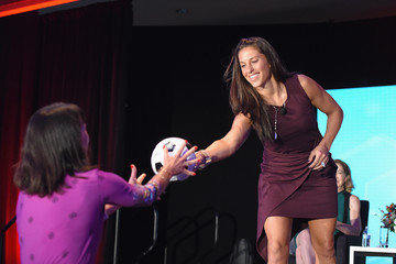 Carli Lloyd WICT Leadership Conference - Day 1