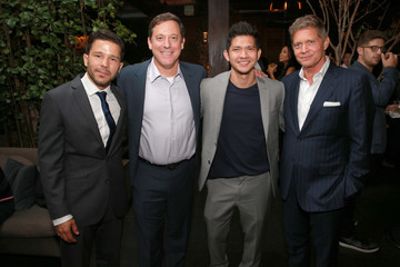 Carlo Alban Premiere Of STX Films' 'Mile 22' - After Party