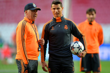 Carlo Ancelotti UEFA Champions League Final: Previews