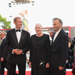 Carlo Gabriel Nero 'First Man' Premiere, Opening Ceremony And Lifetime Achievement Award To Vanessa Redgrave Red Carpet Arrivals - 75th Venice Film Festival