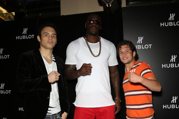 Carlos Cuadras HUBLOT And Floyd Mayweather Jr.: The Perfect Combination For the Fight of the Century