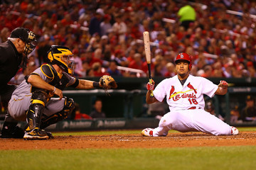 Carlos Martinez Pittsburgh Pirates v St Louis Cardinals