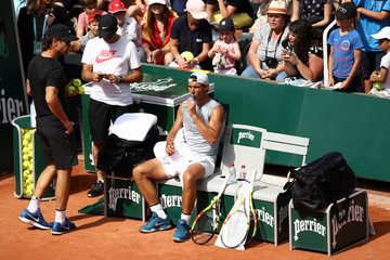 Carlos Moya 2018 French Open - Previews