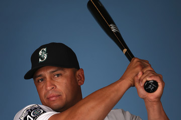 Carlos Ruiz Seattle Mariners Photo Day