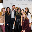 Carly Cardellino Natalie Zfat Hosts Lafayette 148 Event