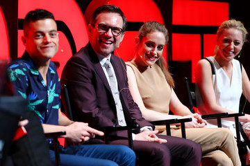 Carly Chaikin Panel And Reception For USA Network's 'Mr Robot'