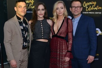 Carly Chaikin Television Academy's 70th Anniversary Gala - Arrivals