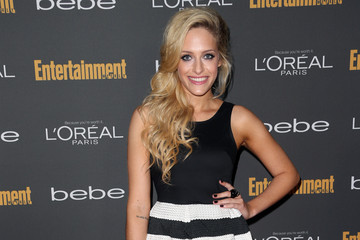 Carly Chaikin Entertainment Weekly's Pre-Emmy Party - Arrivals