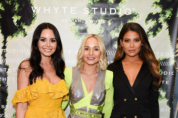 Carly Diamond Stone Launch Event Of Whyte Studio's Festival Capsule Collection At Top Shop