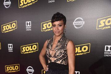 Carly Hughes Stars And Filmmakers Attend The World Premiere Of 'Solo: A Star Wars Story' In Hollywood