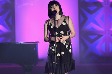 Carly Rae Jepsen Celebrities Party at the Songwriters Hall of Fame 46th Annual Induction And Awards