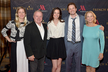 Carly Ritter The Marriott Content Studio's 'French Kiss' Film Premiere