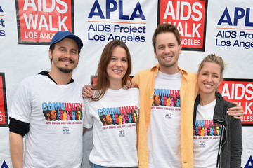 Carly Ritter 30th Annual AIDS Walk Los Angeles