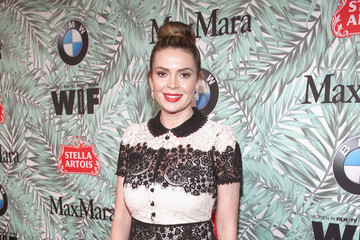Carly Steel Tenth Annual Women In Film Pre-Oscar Cocktail Party Presented By Max Mara And BMW - Red Carpet