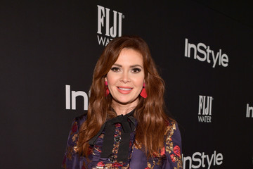 Carly Steel 2018 InStyle Awards - Red Carpet
