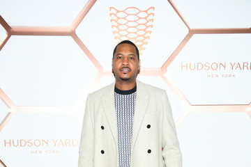 Carmelo Anthony Hudson Yards, New York's Newest Neighborhood, Official Opening Event