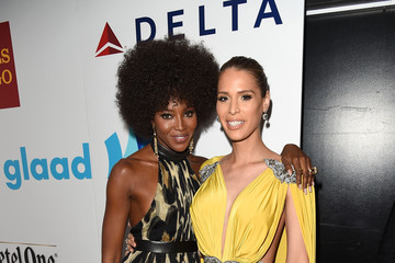 Carmen Carrera 25th Annual GLAAD Media Awards - Backstage