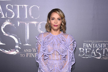 Carmen Ejogo 'Fantastic Beasts and Where to Find Them' World Premiere