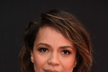 Carmen Ejogo Sir Ridley Scott Celebrates His Hand and Footprint Ceremony