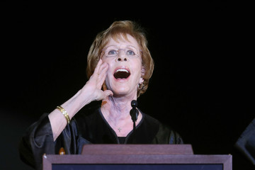 Carol Burnett AFI's Conservatory Commencement Ceremony