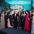 Carole Bouquet Rose Ball 2019 To Benefit The Princess Grace Foundation In Monaco