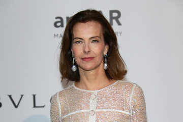 Carole Bouquet Arrivals at the Cinema Against AIDS Gala