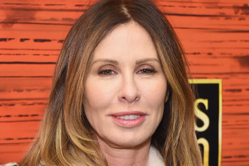 Carole Radziwill 'Miss Saigon' Broadway Opening Night - Arrivals & Curtain Call