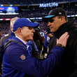 Ron Rivera and Tom Coughlin