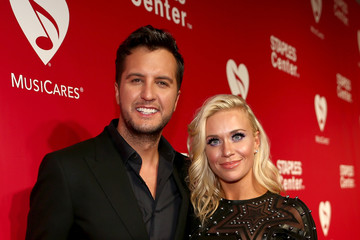 Caroline Boyer Bryan 2016 MusiCares Person of the Year Honoring Lionel Richie - Red Carpet