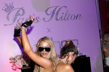 Caroline D'Amore Boohoo.com x Paris Hilton Collection Launch Party
