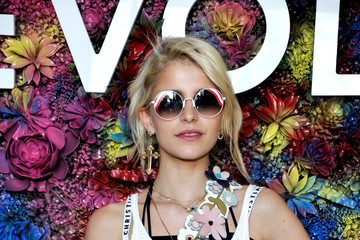 Caroline Daur REVOLVE Desert House at Coachella With Moet & Chandon - Day 1