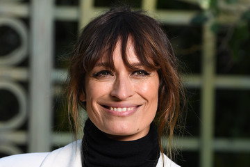 Caroline De Maigret Chanel : Photocall - Paris Fashion Week - Haute Couture Spring Summer 2018