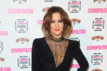 Caroline Flack Cosmopolitan Ultimate Women of the Year Awards