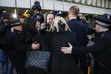 Caroline Flack Caroline Flack Appears In Court Charged With Assault
