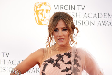 Caroline Flack Virgin TV BAFTA Television Awards - Red Carpet ARrivals