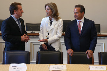 Caroline Kennedy Caroline Kennedy Meets with House Foreign Affairs Committee