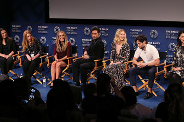 Caroline Kepnes The Paley Center For Media's 2018 PaleyFest Fall TV Previews - Lifetime - Inside