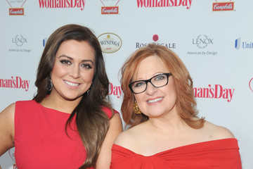 Caroline Manzo Arrivals at the Woman's Day Red Dress Awards
