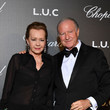 Caroline Scheufele Chopard And Annabel's Host The Gentleman's Evening At The Hotel Martinez - 72th Cannes Film Festival