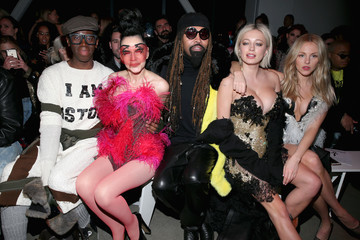 Caroline Vreeland The Blonds - Front Row - February 2018 - New York Fashion Week: The Shows