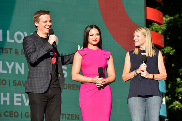 Carolyn Miles 2017 Global Citizen Festival in Central Park to End Extreme Poverty by 2030 - Show
